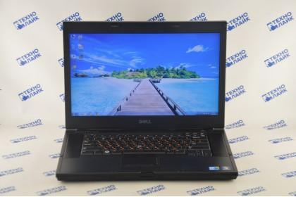 Dell Latitude E6510 (Intel Core i5-520m/4Gb/SSD 240Gb/Nvidia NVS 3100m/DVD-RW/15.6/Win 7Pro)