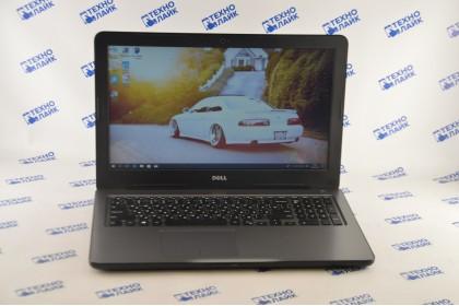 Dell Inspiron 5565 (AMD A10-9600p/8Gb/SSD 120Gb+750Gb/AMD R8 R455DX/15.6/Win 10Sl)