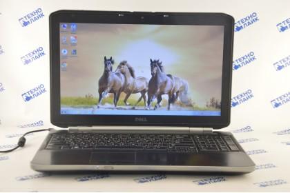 Dell Latitude E5530 (Intel i5-2540m/4Gb/SSD 240Gb/Intel HD 3000/DVD-RW/15.6/Win 7)