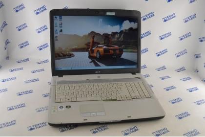 Acer Aspire 7520 (AMD Turion X2 TL-60/4Gb/320Gb/Nvidia 8400m/DVD-RW/17.1/Win 7)
