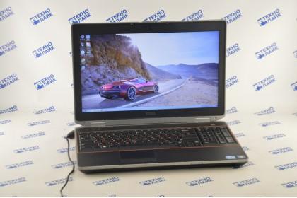 Dell Latitude E6520 (Intel i7-2640m/6Gb/SSD 240Gb/Nvidia NVS 4200m/DVD-RW/15.6/Win 7Pro)