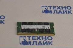 Оперативная память для ноутбука SKhynix DDR4 8Gb б/у