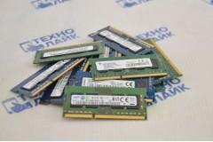 Оперативная память для ноутбука DDR3L 2Gb PC3L-12800s б/у