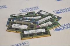 Оперативная память для ноутбука DDR3 2Gb PC3-8500 б/у