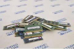 Оперативная память для ноутбука DDR3 2Gb PC3-10600 б/у