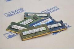 Оперативная память для ноутбука DDR3 2Gb PC3-12800 б/у
