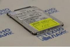 HDD 2.5 Sata Hitachi HTS723232A7A364 320Gb б/у