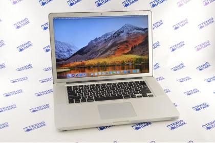 Apple MacBook Pro A1286 (Intel i7-2635qm/8Gb/SSD 240Gb/AMD Radeon 6490m/DVD-ROM/15.4/MacOS)
