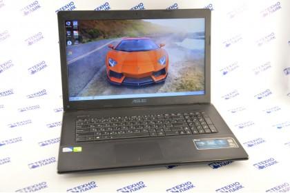 ASUS X75VC (Intel 2020m/4Gb/SSD 240Gb/Nvidia 720m/DVD-RW/17.3/Win 7)