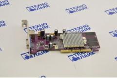 Видеокарта Palit GeForce FX5200 128Mb 64bit б/у