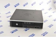 Системный блок HP 8300 Ultra-Slim б/у (Intel i5-3475s/4Gb/SSD 240Gb/Intel HD 4000/DVD-RW/Win 10Pro)