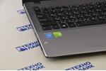 Asus X550CC (Intel 2117u/4Gb/SSD 160Gb/Nvidia 720m/DVD-RW/15.6/Win 8.1Sl)