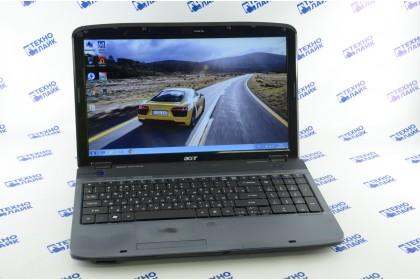 Acer Aspire 5740G (Intel i3-380m/4Gb/500Gb/ATI Radeom 5470m/DVD-RW/15.6/Win 7)
