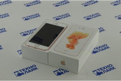 Apple iPhone 6s 16Gb Rose Gold б/у