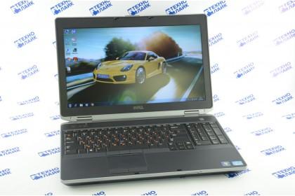 Dell Latitude E6530 (Intel i7-3740qm/8Gb/SSD 240Gb+1Tb/Nvidia NVS 5200m/DVD-RW/15.6/Win 7Ult)