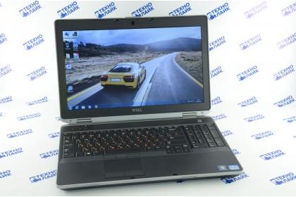 Dell Latitude E6530 (Intel i5-3210m/4Gb/SSD 240Gb/Intel HD 4000/DVD-RW/Win 7Pro)